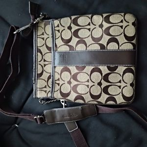 Coach crossbody purse